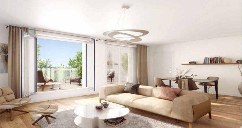 Achat / Vente programme immobilier neuf Ambarès-et-Lagrave proche du centre-ville (33440) - Réf. 3323