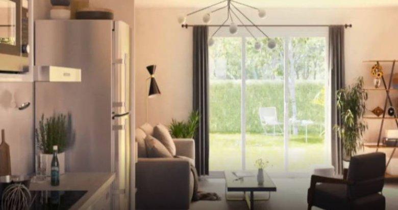 Achat / Vente programme immobilier neuf Andernos-les-Bains en bordure du Bétey (33510) - Réf. 2909