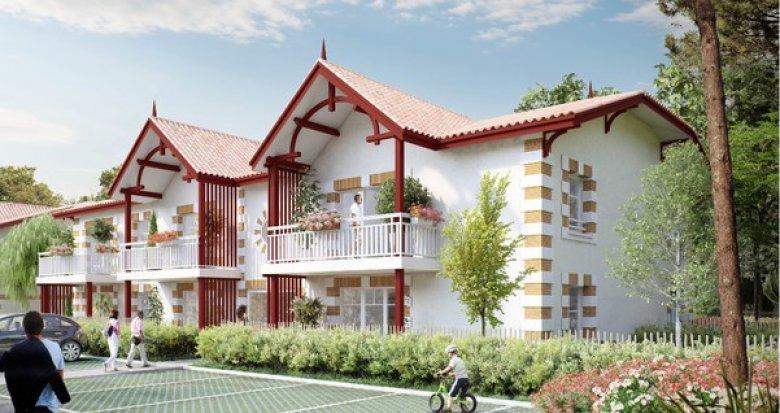 Achat / Vente programme immobilier neuf Andernos-les-Bains proche centre (33510) - Réf. 3786