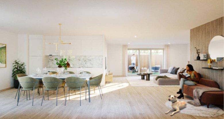 Achat / Vente programme immobilier neuf Arcachon à 150m de la basilique (33120) - Réf. 6119