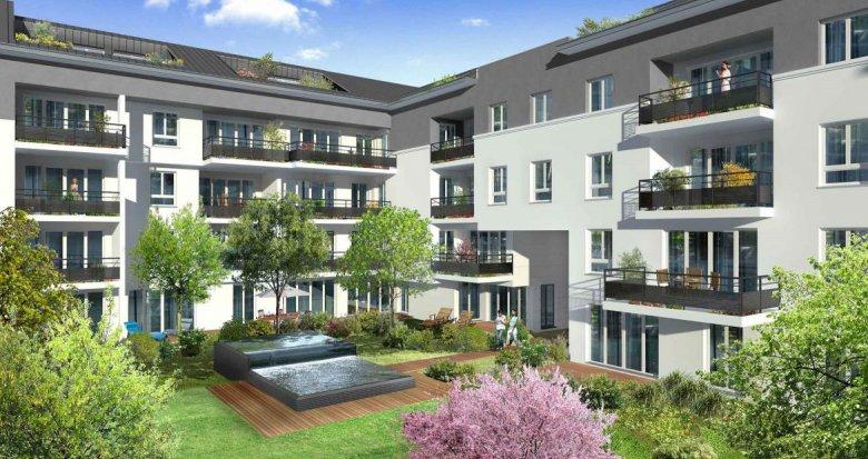 Achat / Vente programme immobilier neuf Arcachon à deux pas des plages (33120) - Réf. 525