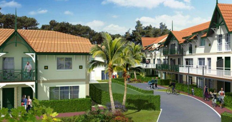 Achat / Vente programme immobilier neuf Arcachon quartier résidentiel (33120) - Réf. 266