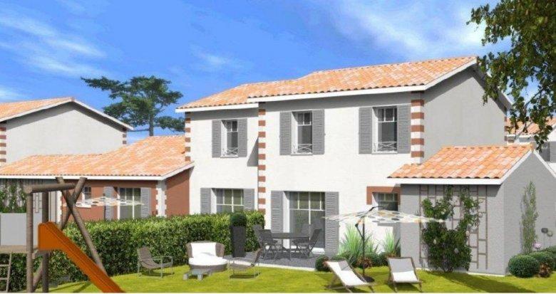 Achat / Vente programme immobilier neuf Arès centre (33740) - Réf. 192