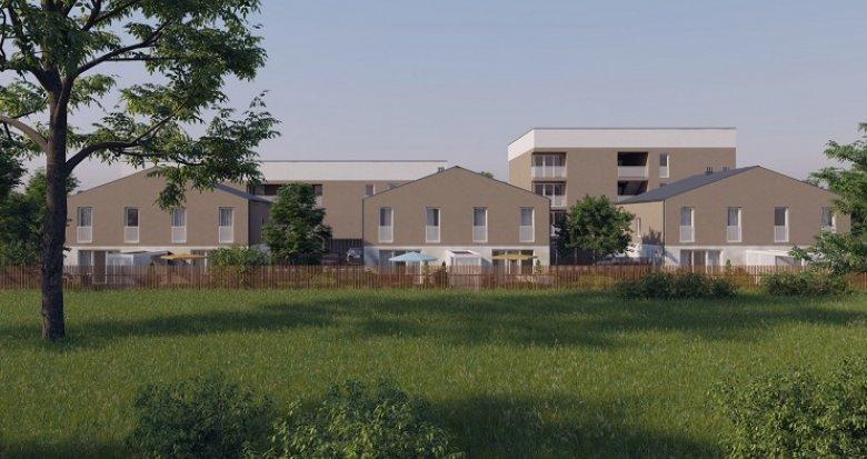 Achat / Vente programme immobilier neuf Bassens centre-ville (33530) - Réf. 2493