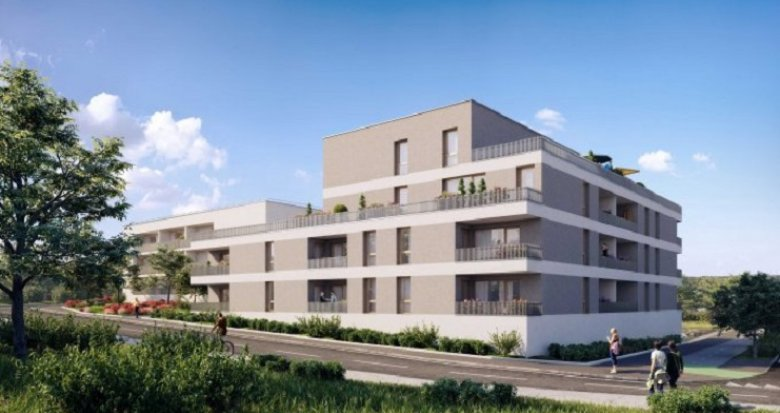 Achat / Vente programme immobilier neuf Bassens centre-ville proche commerces (33530) - Réf. 2494