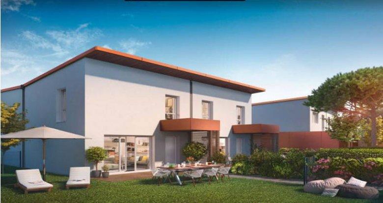 Achat / Vente programme immobilier neuf Bassens le Moura (33530) - Réf. 2982