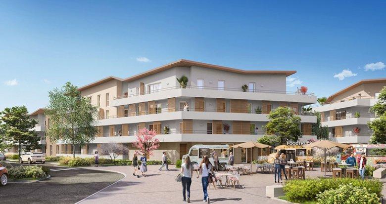 Achat / Vente programme immobilier neuf Bassens proche Bassin Montsouris (33530) - Réf. 2760