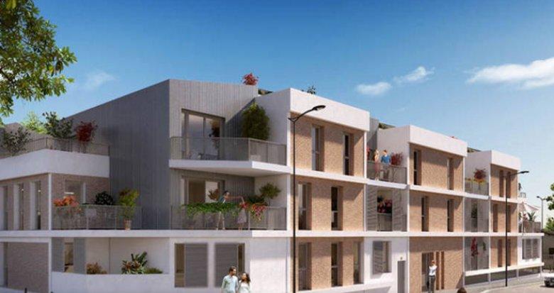 Achat / Vente programme immobilier neuf Bègles à proximité du stade Duhourquet (33130) - Réf. 3836