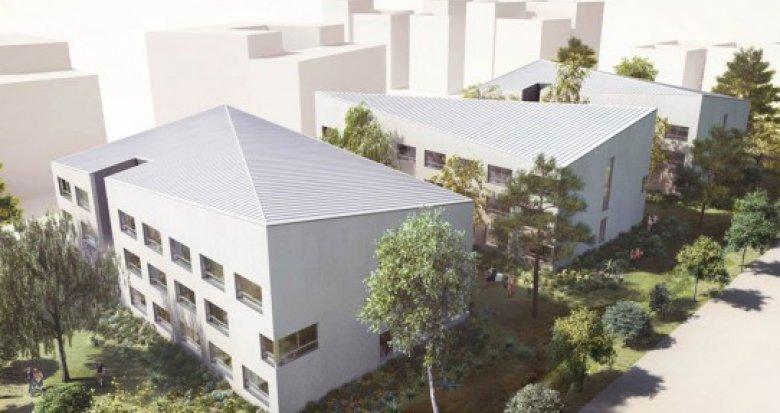 Achat / Vente programme immobilier neuf Bègles Campus Bel Air (33130) - Réf. 535