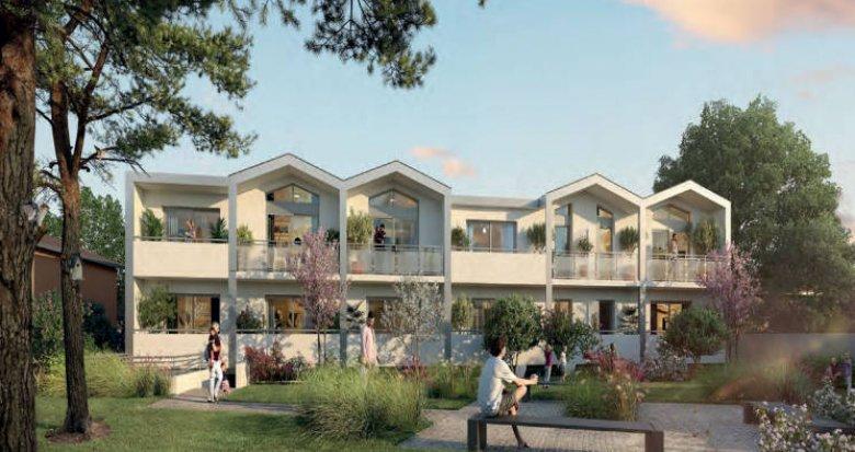 Achat / Vente programme immobilier neuf Bègles proche Hopital Robert Picqué (33130) - Réf. 5812