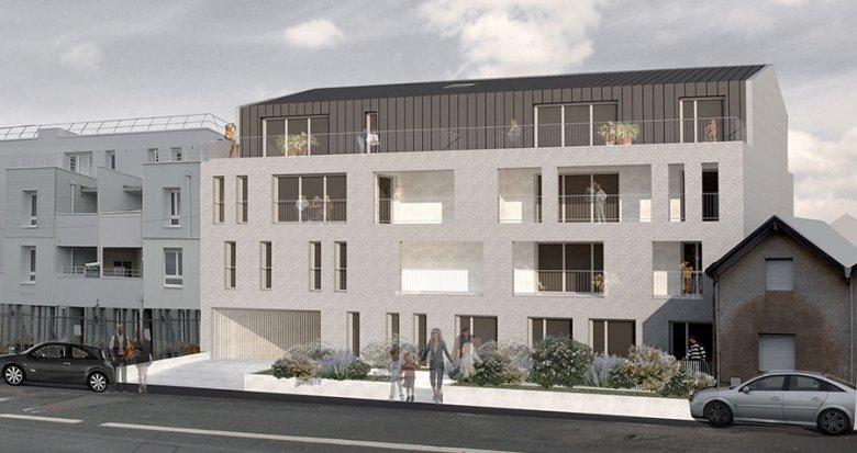 Achat / Vente programme immobilier neuf Bègles proche Hôpital Robert Picqué (33130) - Réf. 911