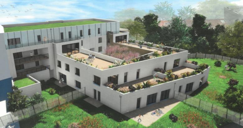 Achat / Vente programme immobilier neuf Bordeaux à 100 mètres de la Barrière Saint Genès (33000) - Réf. 5304