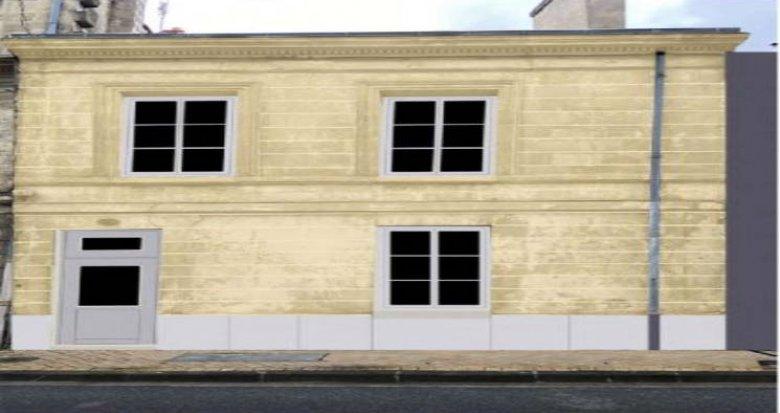 Achat / Vente programme immobilier neuf Bordeaux à 300m de la Basilique St Seurin (33000) - Réf. 5215