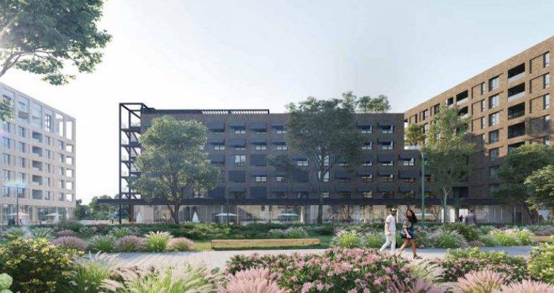Achat / Vente programme immobilier neuf Bordeaux à deux pas des Bassins à Flot (33000) - Réf. 4556