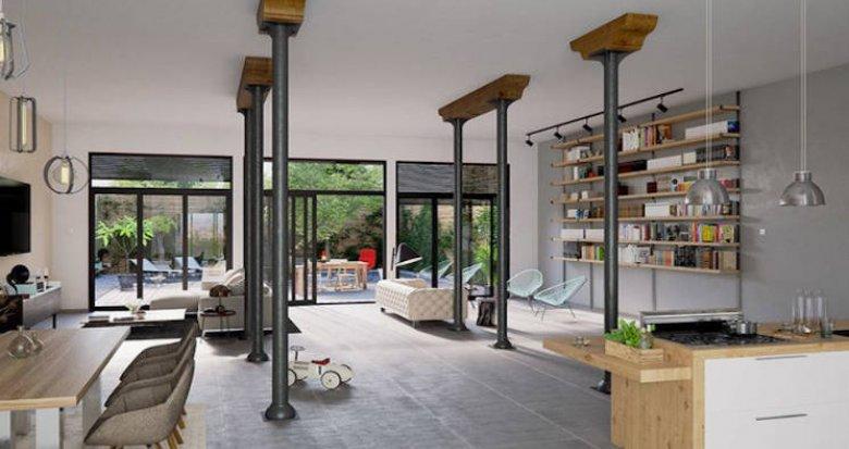 Achat / Vente programme immobilier neuf Bordeaux à deux pas des transports (33000) - Réf. 4822