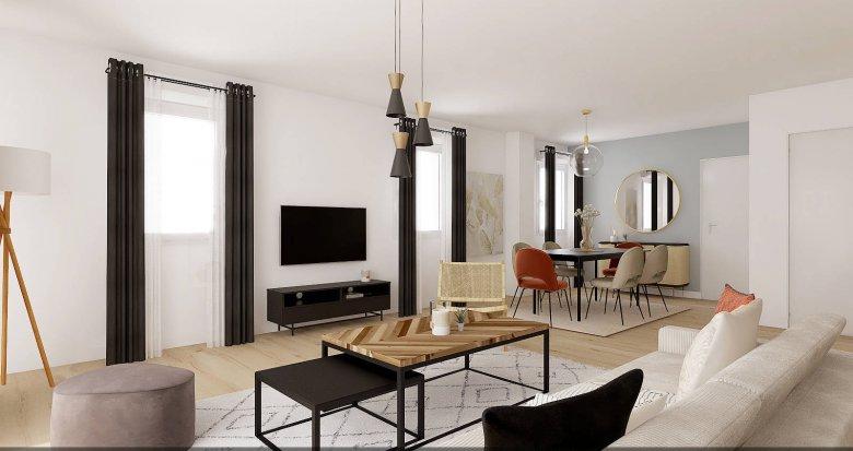 Achat / Vente programme immobilier neuf Bordeaux à proximité du CHU (33000) - Réf. 6227