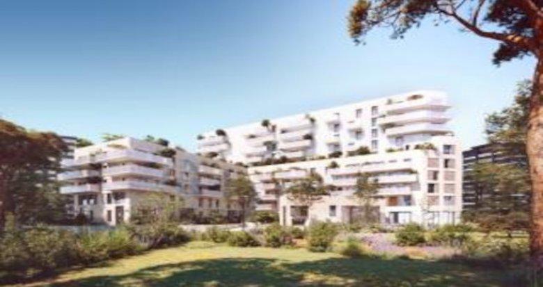 Achat / Vente programme immobilier neuf Bordeaux au coeur du quartier Belvédère (33000) - Réf. 5095