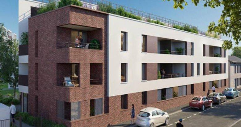 Achat / Vente programme immobilier neuf Bordeaux Bastide à 300m de la station tram Galin (33000) - Réf. 5394