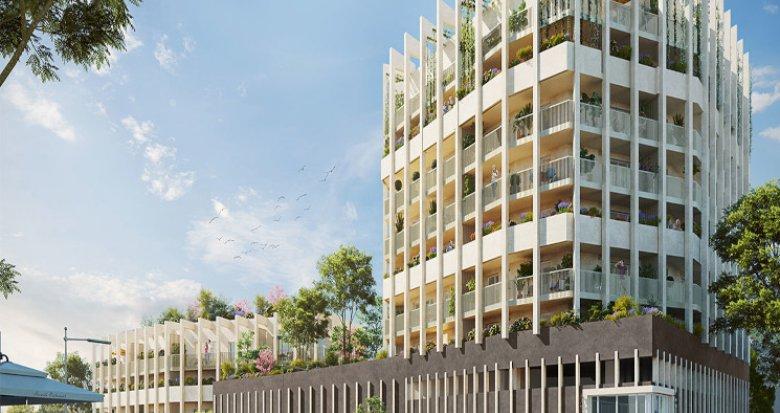 Achat / Vente programme immobilier neuf Bordeaux Bastide secteur Promis (33000) - Réf. 5392