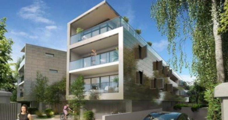 Achat / Vente programme immobilier neuf Bordeaux Caudéran, secteur Stéhélien (33000) - Réf. 3669