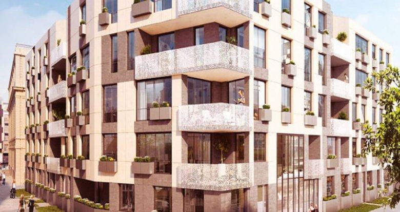 Achat / Vente programme immobilier neuf Bordeaux centre, entre Palais Gallien et Jardin Publique (33000) - Réf. 5294