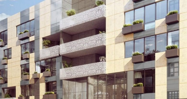 Achat / Vente programme immobilier neuf Bordeaux centre-ville – Triangle d'or (33000) - Réf. 555