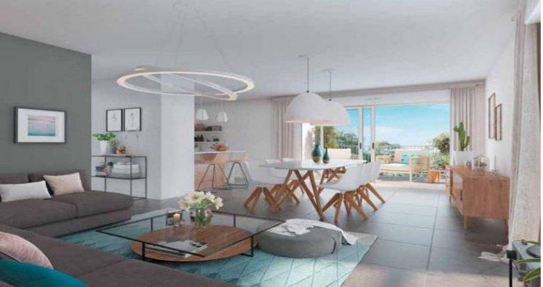 Achat / Vente programme immobilier neuf Bordeaux cœur quartier Ginko (33000) - Réf. 4982