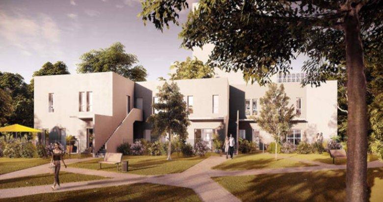 Achat / Vente programme immobilier neuf Bordeaux écoquartier Ginko (33000) - Réf. 3019