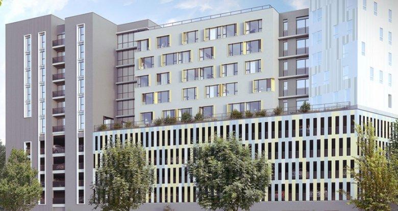 Achat / Vente programme immobilier neuf Bordeaux Euratlantique, quartier Belcier (33000) - Réf. 587