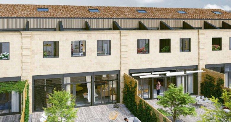 Achat / Vente programme immobilier neuf Bordeaux, Lofts d'exception (33000) - Réf. 1570