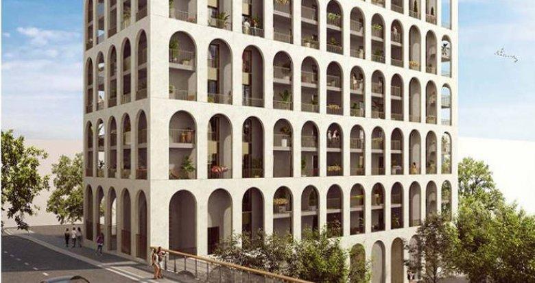 Achat / Vente programme immobilier neuf Bordeaux nouveau quartier Saint-Germain (33000) - Réf. 4467