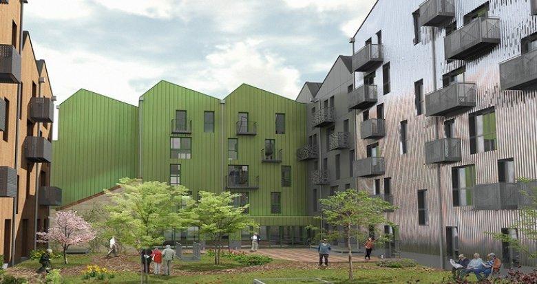 Achat / Vente programme immobilier neuf Bordeaux proche berges de la Garonne (33000) - Réf. 1219