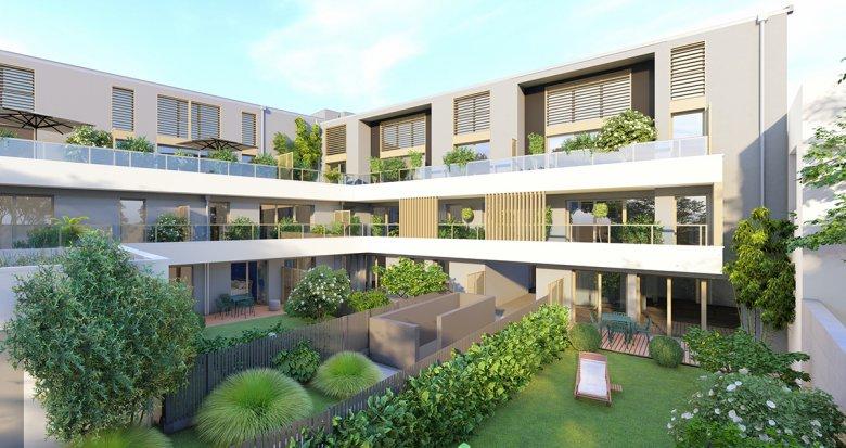 Achat / Vente programme immobilier neuf Bordeaux proche Cité Administrative (33000) - Réf. 6099
