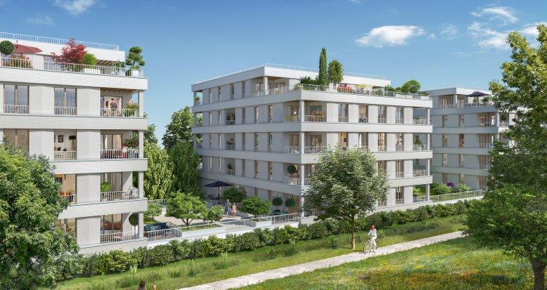 Achat / Vente programme immobilier neuf Bordeaux proche du centre-ville (33000) - Réf. 3433