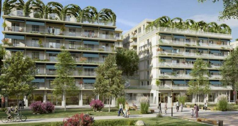Achat / Vente programme immobilier neuf Bordeaux proche du futur Pont Simone Veil (33000) - Réf. 5546