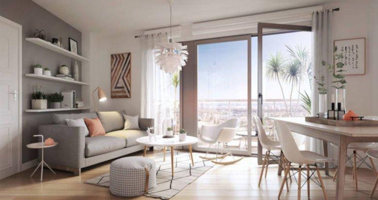 Achat / Vente programme immobilier neuf Bordeaux proche gare (33000) - Réf. 3494