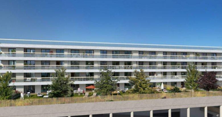 Achat / Vente programme immobilier neuf Bordeaux proche place Ferdinand Buisson (33000) - Réf. 3307