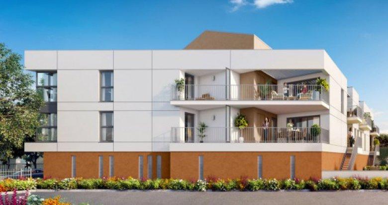 Achat / Vente programme immobilier neuf Bordeaux quartier Bastide (33000) - Réf. 486