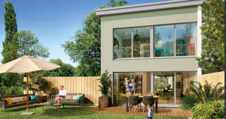 Achat / Vente programme immobilier neuf Bordeaux quartier Caudéran proche Collège Saint André (33000) - Réf. 3302