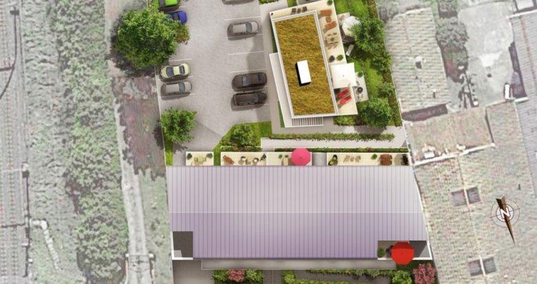 Achat / Vente programme immobilier neuf Bordeaux quartier Caudéran Stéhelin (33000) - Réf. 1208