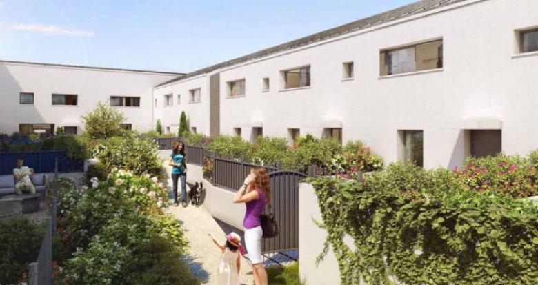 Achat / Vente programme immobilier neuf Bordeaux quartier Chartrons (33000) - Réf. 3817