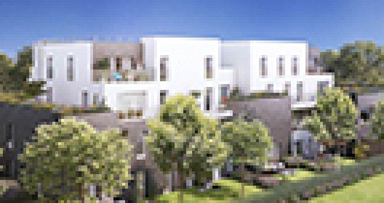 Achat / Vente programme immobilier neuf Bordeaux quartier de Caudéran (33000) - Réf. 3640
