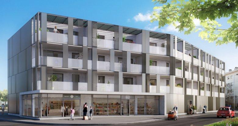 Achat / Vente programme immobilier neuf Bordeaux quartier des Chartrons (33000) - Réf. 935