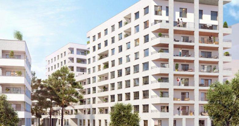 Achat / Vente programme immobilier neuf Bordeaux quartier Euratlantique (33000) - Réf. 655