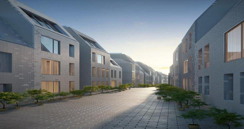 Achat / Vente programme immobilier neuf Bordeaux  quartier Tondu (33000) - Réf. 2801