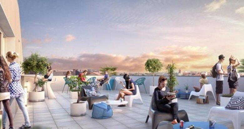 Achat / Vente programme immobilier neuf Bordeaux Résidence étudiante proche pôles universitaires (33000) - Réf. 1021