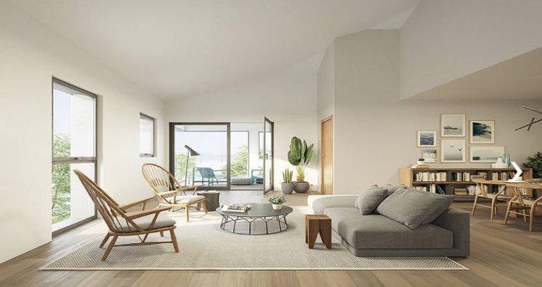 Achat / Vente programme immobilier neuf Bordeaux, résidence intimiste au coeur de la Bastide (33000) - Réf. 5005