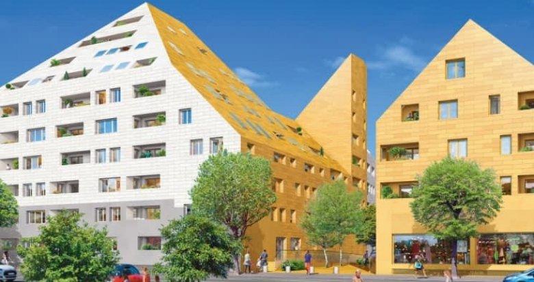 Achat / Vente programme immobilier neuf Bordeaux rive droite Bordelaise (33000) - Réf. 2086