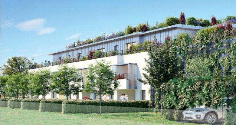 Achat / Vente programme immobilier neuf Bordeaux secteur Caudéran (33000) - Réf. 3510