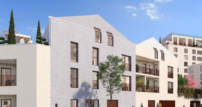 Achat / Vente programme immobilier neuf Bordeaux secteur des Bassins à flot (33000) - Réf. 4873
